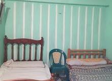شقة مفروشة للايجار غرفة وربيسشن ب1800ج ش المطبعة فيصل
