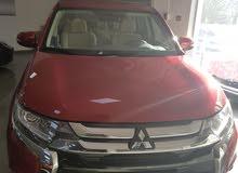 Red Mitsubishi Outlander 2016 for sale