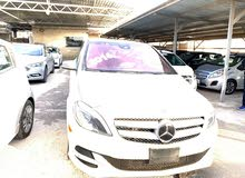 Used condition Mercedes Benz B Class 2016 with  km mileage