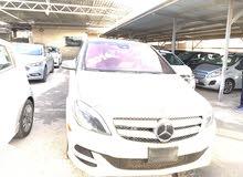 Mercedes Benz B250 2016  مرسيدس كهرباء فل اضافات