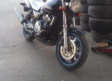 دراجه ناريه بطح هوندا cb400