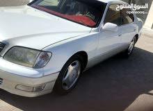لكزس LS400 1998 للبيع أو للبدل بما يناسب