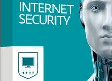 برنامج حماية ايست انترنت سكيورتي اصلي100%_سنة كاملة