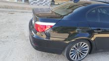 BMW 535 in Tripoli