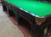 طاولة سنووكر