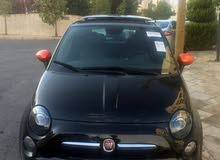 Fiat 500e 2014 full panorama sport package