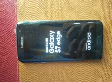 Samsung Galaxy s7edge  4Gb ram 32Gb phone memory  4G networks  Single sim as car