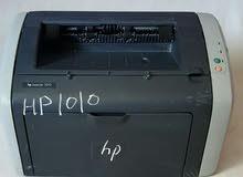 طابعة hp laser jet  1010
