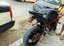 Used Suzuki motorbike made in 2011 for sale