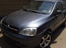 Used Opel Corsa for sale in Tanta