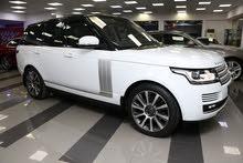 Range Rover vouge2016