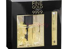 RT- S122 EDT 100ML+10ML FINE GOLD MEN