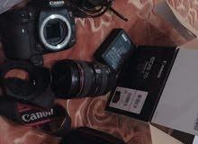 عدة كاميرا 7D متكامله للبيع