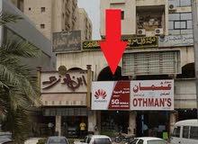 للإيجار محل بالفروانية الشارع الرئيسي -ش حبيب مناور