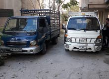 Kia Bongo for rent in Amman