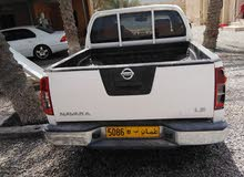 White Nissan Navara 2008 for sale