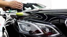 Polishing and protection workers are required for cars and nano ceramics