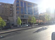 مكاتب و عيادات للايجار - شارع الملكة رانيا العبدالله ( شارع الملكة رانيا )