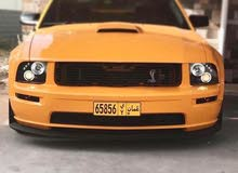 Ford Mustang 2008 For sale - Orange color