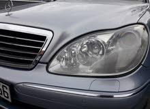Automatic Mercedes Benz S 320 2003