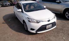 Gasoline Fuel/Power   Toyota Yaris 2015