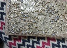 bridal hand bag