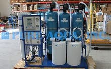 we have available all kinds of water filter for kitchen and home soft water