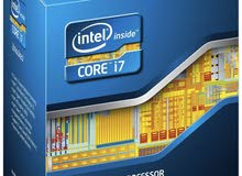 مطلوب معالج core i7 الجيل الثالث