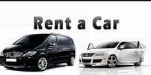 Rent a Car in best rate for saloon and 4wd