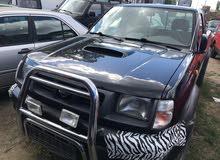Black Nissan Other 2002 for sale