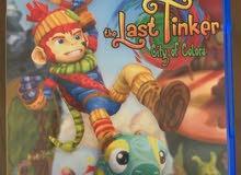 اسطوانة بلاي ستيشن 4 The last Tinker City of Colors
