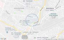 شقة مطلة  _ الهاشمي الشمالي - قريبة من الخدمات جميعها