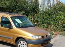 Manual Citroen 2002 for sale - Used - Zawiya city