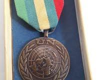 وسام الامم المتحدة بحالة ممتازة