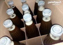 عسل سدر تربيه بدون مواد اضافيه سعر الغرشه 8ريال