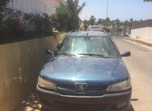 Blue Peugeot 306 2000 for sale