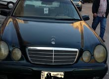 Automatic Green Mercedes Benz 2002 for sale