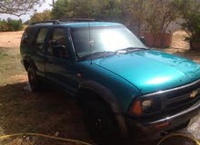 Green Chevrolet Blazer 1997 for sale