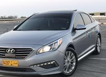 Automatic Hyundai 2015 for sale - Used - Al Batinah city