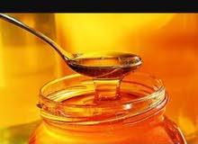 عسل طبيعي 100%جمله مفرد