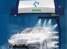 HASA Touchless car washing equipment sale in KSA