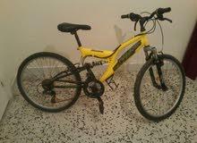 دراجة هوائية- جبليه.2014