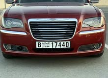 Chrysler 300C in Dubai