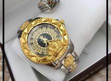 ساعات رجالية روعة بتصاميم عصرية مع خاتم