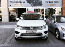 Volkswagen Touareg 2016 V6 Full Option