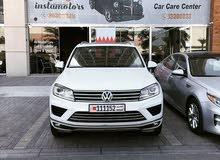 Volkswagen Touareg 2016 V6 Full Option