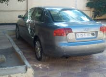 Used condition Audi A4 2006 with +200,000 km mileage