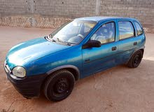 Opel Corsa 1996 For sale - Turquoise color