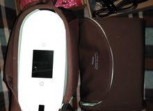 جهاز أكسجين سفري للمرضى جديد نوع فيليبس (philips) بالباكيت