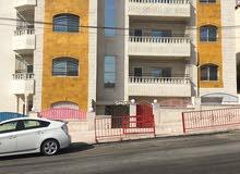 شقة للايجار جديدة طبربور شارع القيادة دوار الدبابة - النخلة